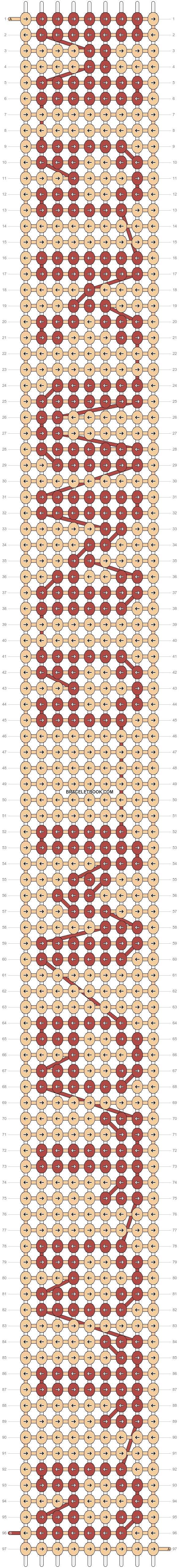 Alpha pattern #2471 pattern