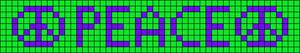 Alpha pattern #2475
