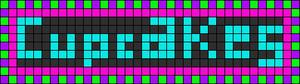 Alpha pattern #2476