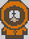 Alpha pattern #2478