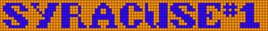 Alpha pattern #2482