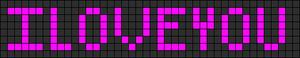 Alpha pattern #2487