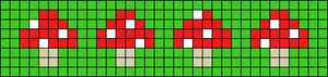 Alpha pattern #2489