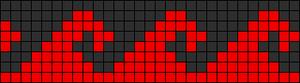 Alpha pattern #2490