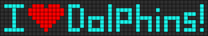 Alpha pattern #2491