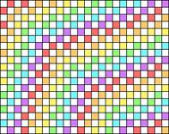 Alpha pattern #2498