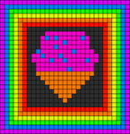 Alpha pattern #2511