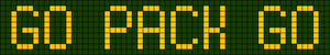 Alpha pattern #2517