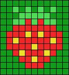 Alpha pattern #2521