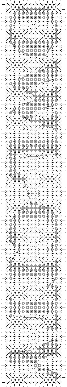 Alpha pattern #2534 pattern