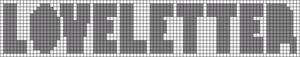Alpha pattern #2536