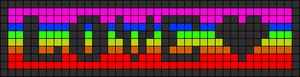Alpha pattern #2537