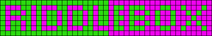 Alpha pattern #2539