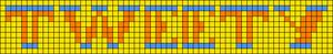 Alpha pattern #2541