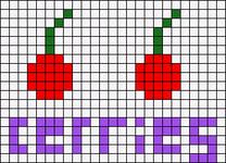 Alpha pattern #2542
