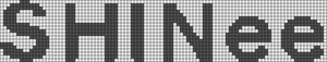 Alpha pattern #2555