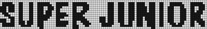 Alpha pattern #2557