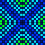 Alpha pattern #2561
