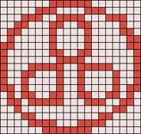 Alpha pattern #2563