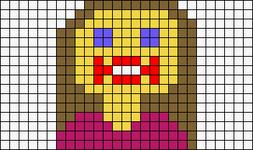 Alpha pattern #2574