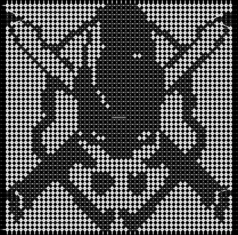 Alpha pattern #2577 pattern