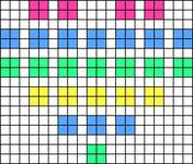 Alpha pattern #2579