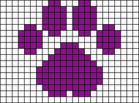 Alpha pattern #2580