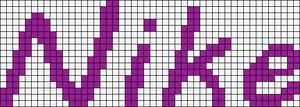 Alpha pattern #2581