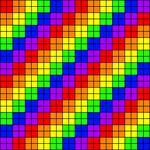 Alpha pattern #2584