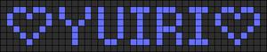 Alpha pattern #2597