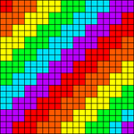 Alpha pattern #2604