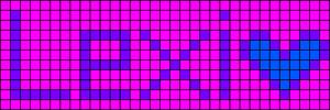 Alpha pattern #2621