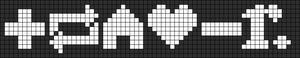 Alpha pattern #2623