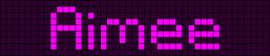 Alpha pattern #2624