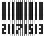 Alpha pattern #2631