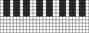 Alpha pattern #2635