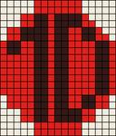 Alpha pattern #2639