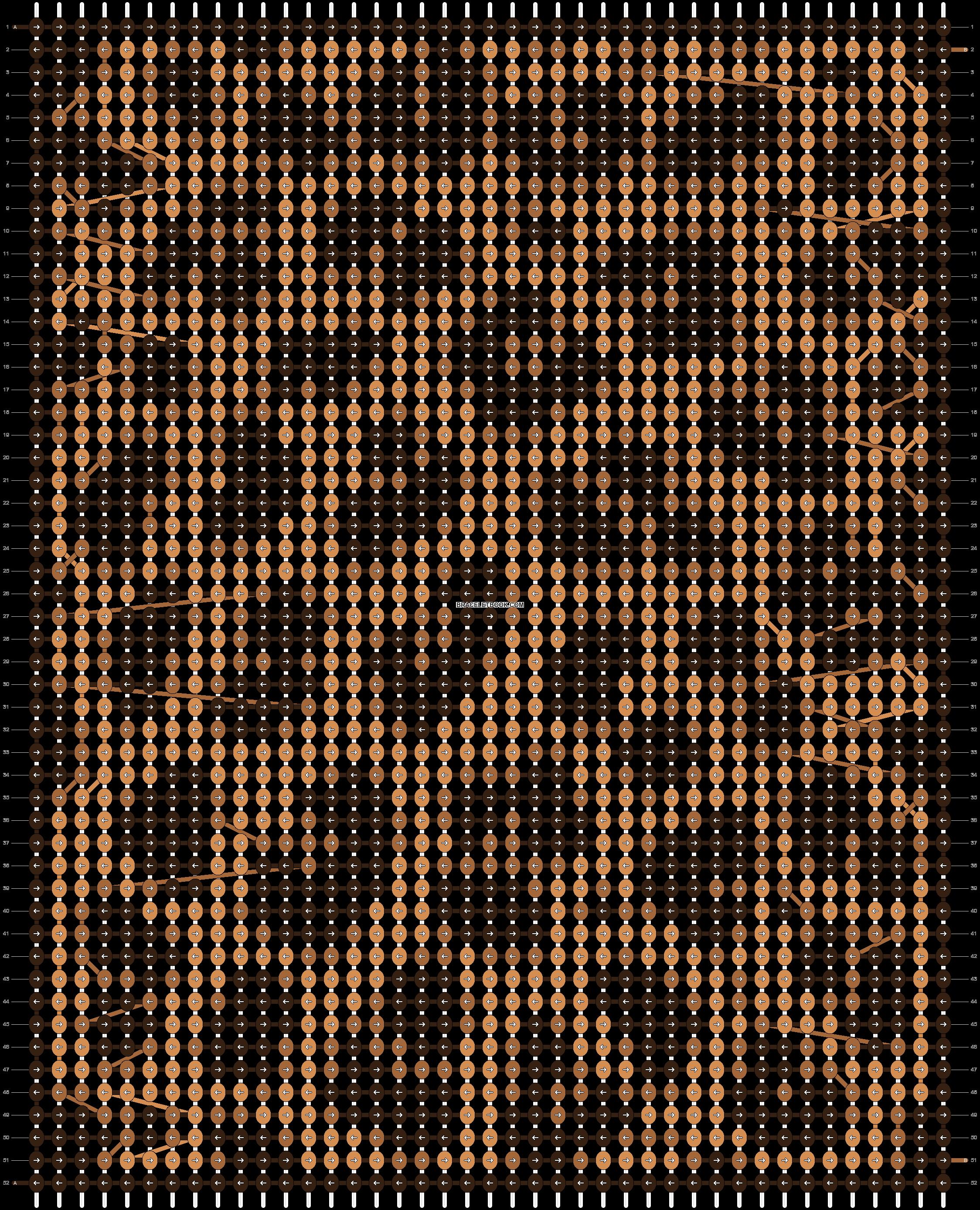 Alpha pattern #2646 pattern