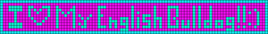 Alpha pattern #2650