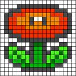 Alpha Friendship Bracelet Pattern #2656