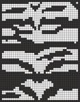 Alpha pattern #2663