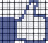 Alpha pattern #2664