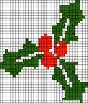Alpha Friendship Bracelet Pattern #2666