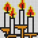 Alpha pattern #2670