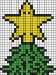 Alpha Friendship Bracelet Pattern #2671