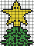 Alpha pattern #2671
