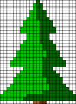 Alpha pattern #2672