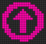 Alpha pattern #2675