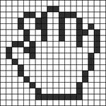 Alpha pattern #2678