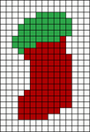 Alpha pattern #2691